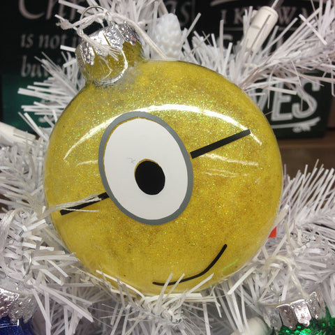 Holiday Christmas Tree Ornament Despicable Me Minion