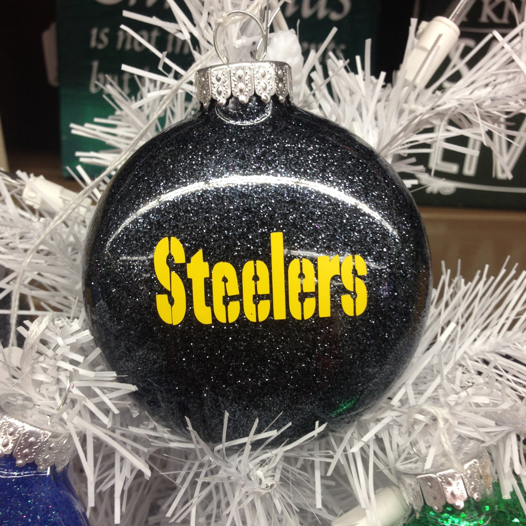 Holiday Christmas Tree Ornament NFL Football Pittsburgh Steelers –  TheDepot.LakeviewOhio 9b4a186d0