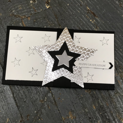Graduation Money Gift Card Holder Handmade Stampin Up Greeting Card Envelope
