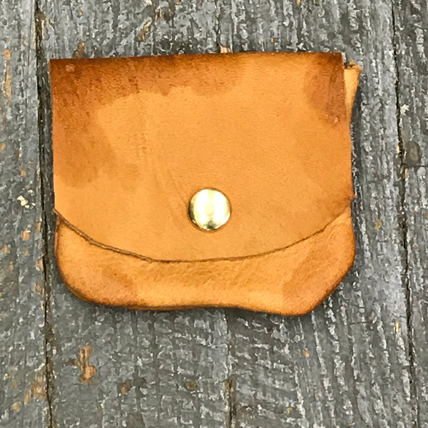Handmade Leather Possibles Bag Youth Frontier Pouch Coin Purse Combo