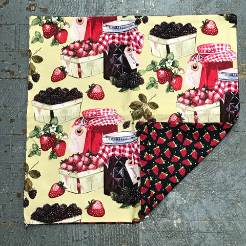 Pillow Cover Pillow Case Berry Jam Farmhouse Design