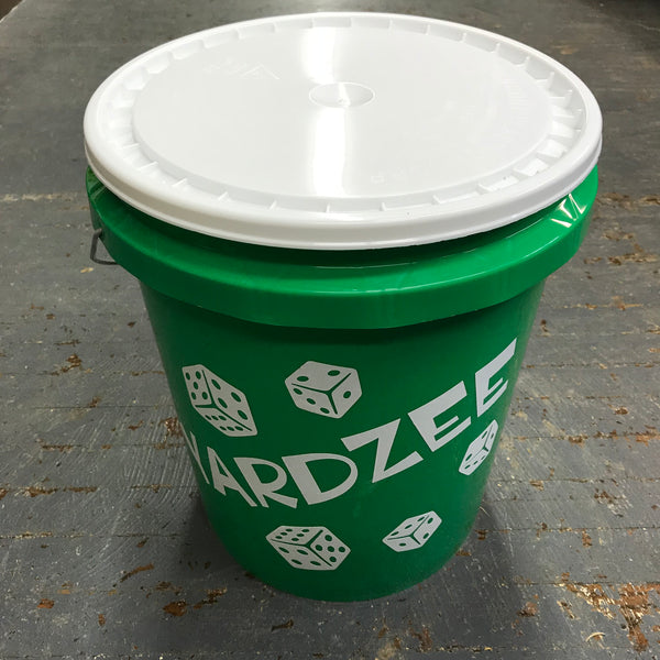 Classic Yahtzee Yardzee Outdoor Dice Game
