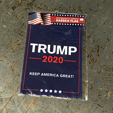 Trump 2020 Presidential Garden Flag
