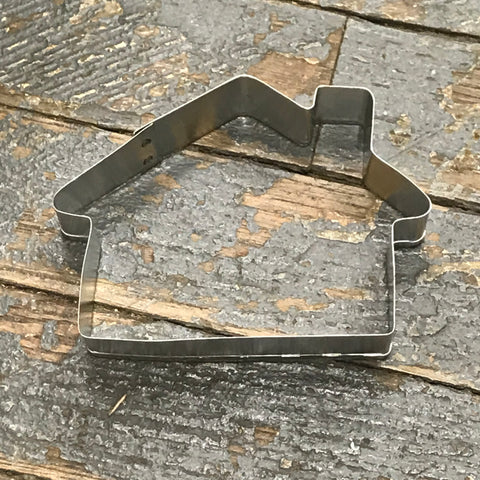 Cabin House Cookie Cutter
