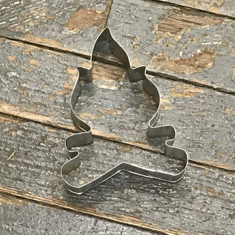 Campfire Cookie Cutter