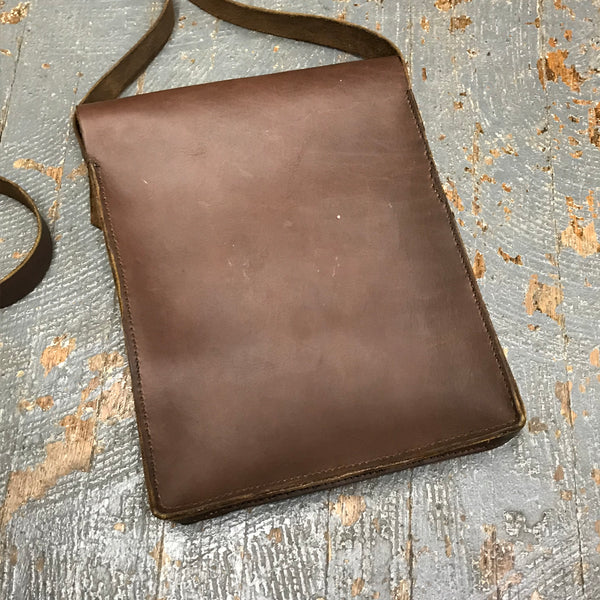 Tablet iPad Case Tote Purse Handmade Leather