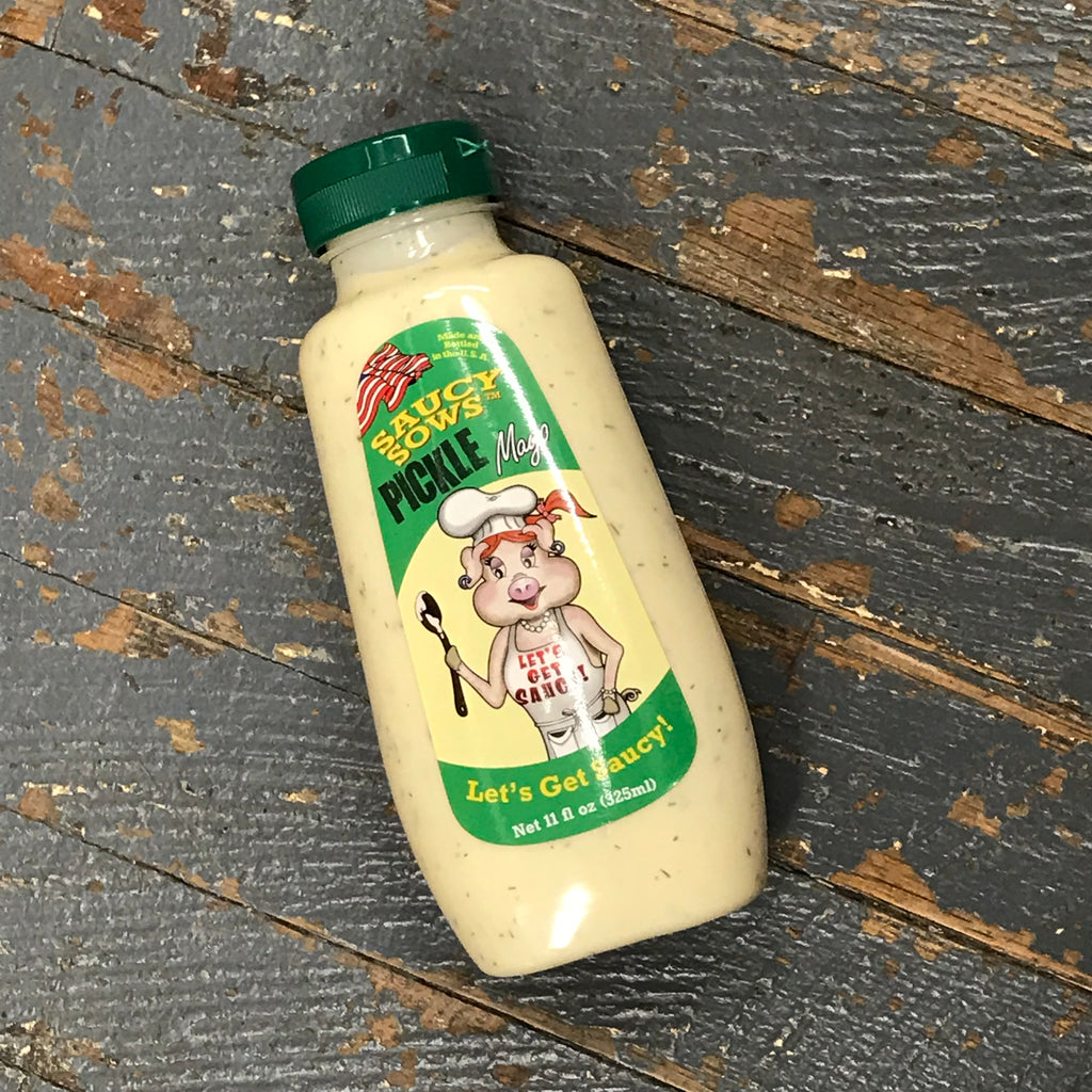 Saucy Sows Pickle Mayo