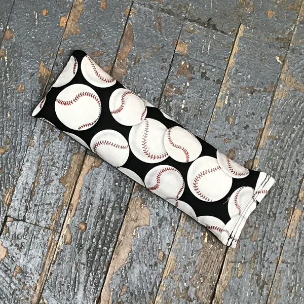 Handmade Fabric Hot Cold Therapy Compress Rice Bags Baseball Small