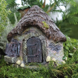 Fairy Garden Cottonwood Manor Miniature House