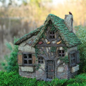 Fairy Garden Woodsy Way Miniature House
