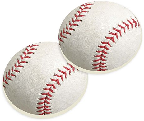 Car Coaster Set Baseball