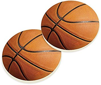 Car Coaster Set Basketball