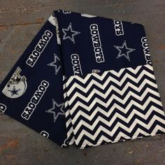 Pillowcase NFL Football Dallas Cowboys Pillow Case Pair