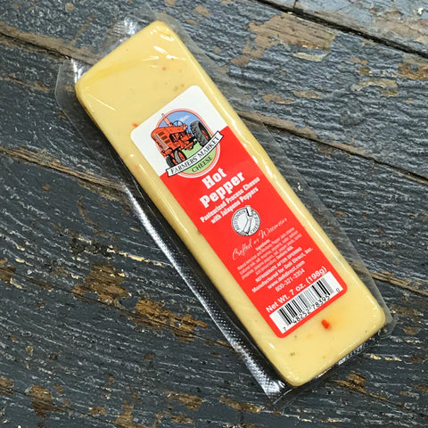 Farmer's Market Cheese Block Hot Pepper