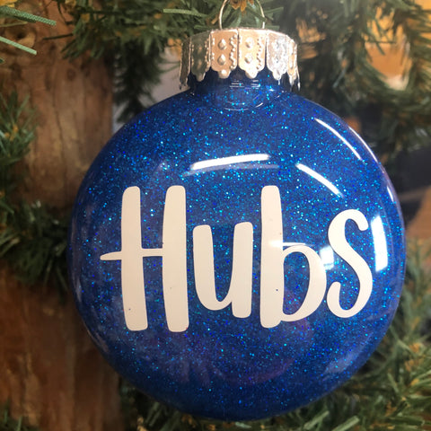 Holiday Christmas Tree Ornament Hubs