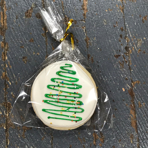 Laurie's Sweet Treats Cookie Round Christmas Tree