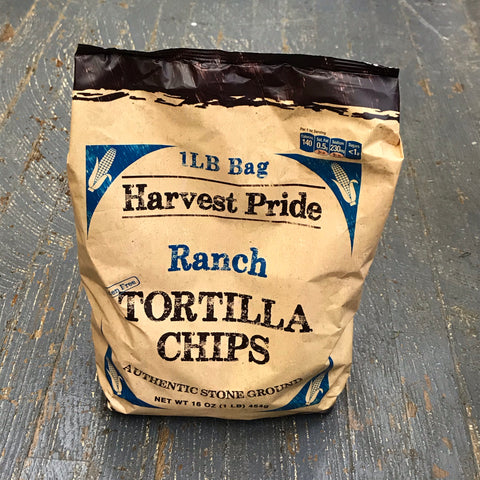 Harvest Pride Ranch Restaurant Style Tortilla Chips
