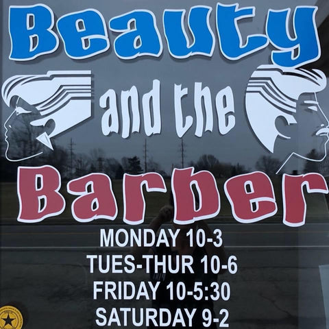 Beauty and The Barber Gift Card