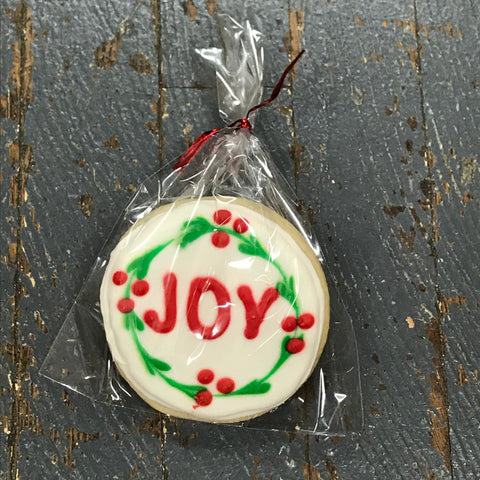 Laurie's Sweet Treats Cookie Round Joy