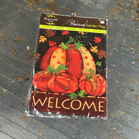 Fall Festival Autumn Harvest Garden Flag