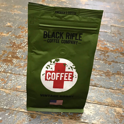 Black Rifle Coffee Saves Vintage Medium Roast 12oz Ground Coffee
