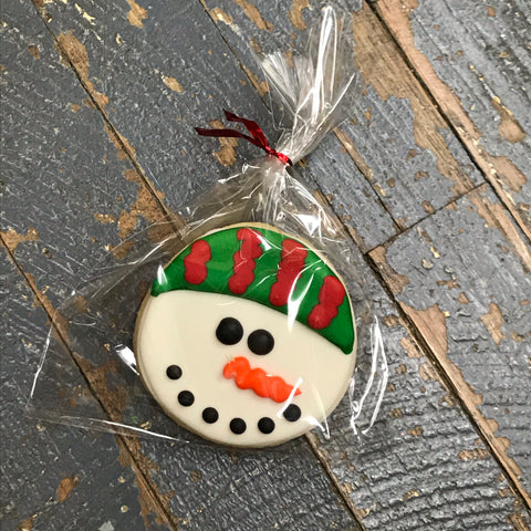 Laurie's Sweet Treats Cookie Snowman