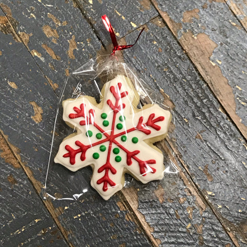 Laurie's Sweet Treats Cookie Snowflake