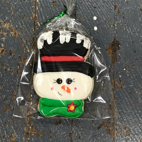 Laurie's Sweet Treats Cookie Snowman Top Hat