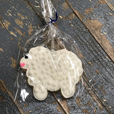 Laurie's Sweet Treats Cookie Easter Sheep Lamb