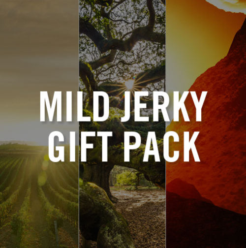 Beef Jerky Mild Sample Gift Set