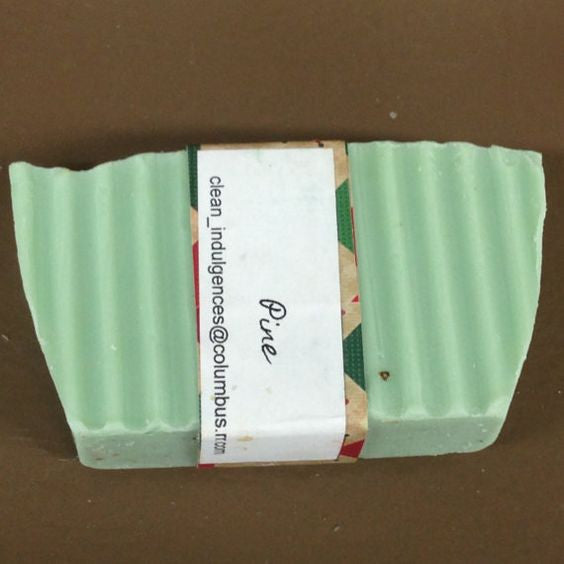 Bar Cleansing Soap Wash Pine