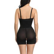 Compression Adjustable Hooks Abdomen Control High Waist Shapewear