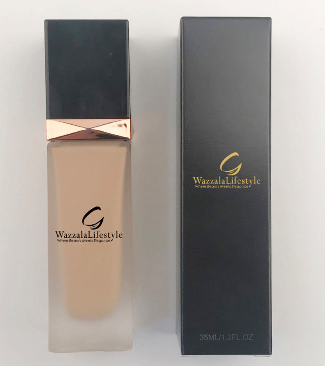 Liquid Foundation - WazzalaLifestyle