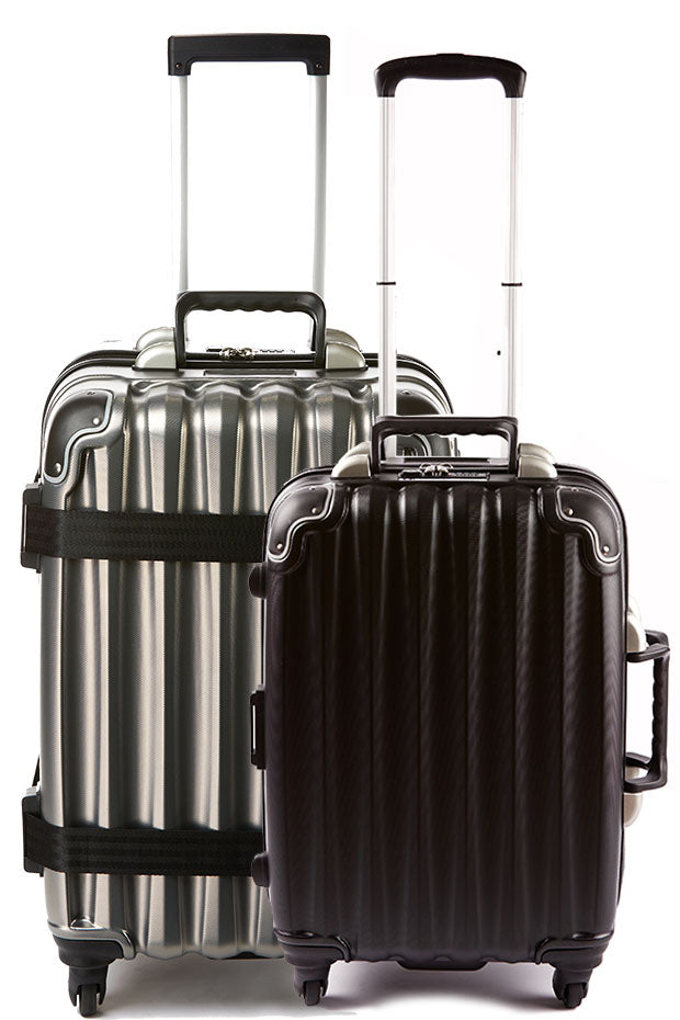 Suitcase Set | 12 & 5-Bottle