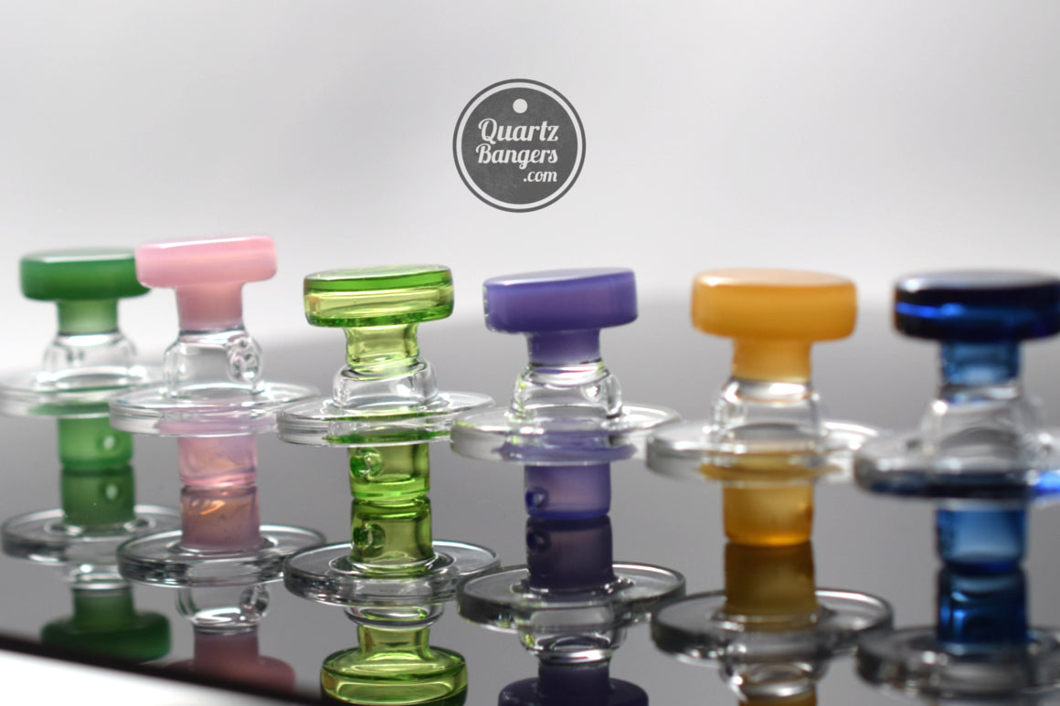 AFM Glass - Airflow Knob Carb Cap