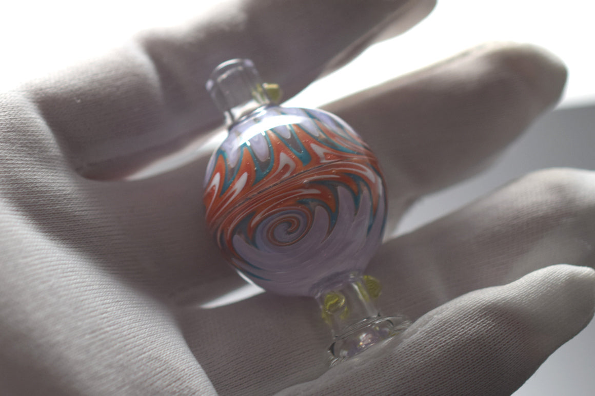 AFM Glass - UV Reversal Bubble Carb Cap