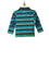 Boys Striped Long Sleeve Polo