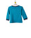 Boys Light Blue Long Sleeve Top