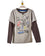 Boys Long Sleeve Top With Print