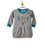 Girls French Terry Glitter Dress w/Headband