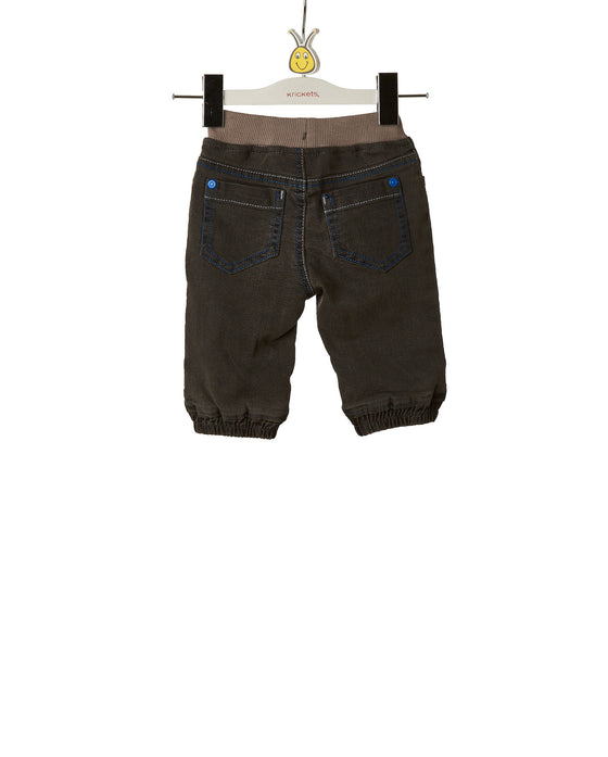 Baby Boys Stretch Denim Pants