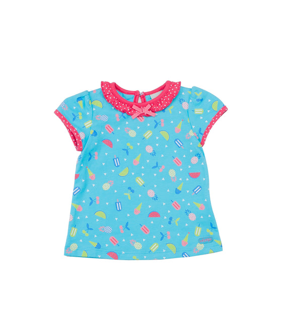 Baby Girls Printed Top