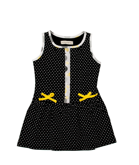 Girls Polka Dot Tunic