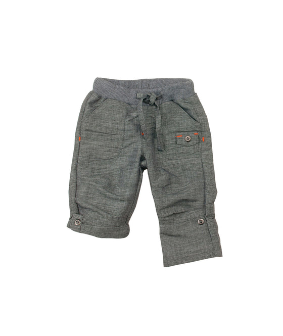 Baby Boys Roll Up Pant