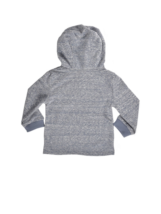 Boys long-sleeved hooded top