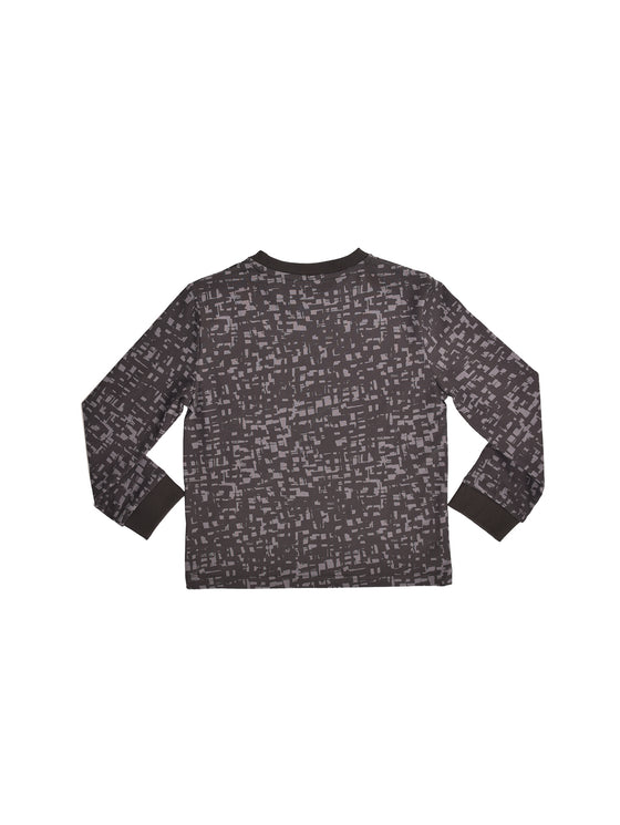 Boys long-sleeved top