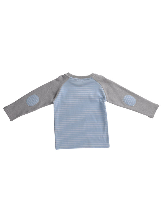 Boys long-sleeve top