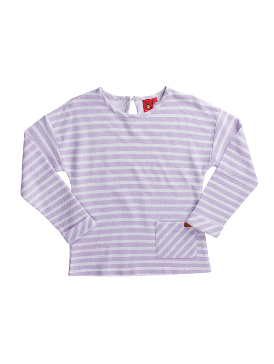 Girls long-sleeve top