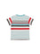 Boys Top With Stripes
