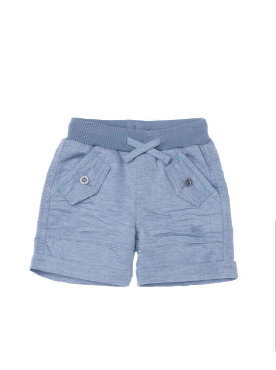 Baby Boys chambray bermuda shorts